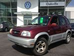 2000 Suzuki Vitara 4Dr H/T GR JLX in Oakville, Ontario