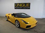 2007 Lamborghini Gallardo SPYDER in Carleton Place, Ontario