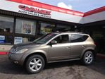 2003 Nissan Murano SE TRIM. LEATHER. SUNROOF. NICE SHAPE. CERTIFIED A in Kitchener, Ontario