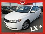 2013 Kia Forte 2.0L LX W/PLUS / *AUTO* / ONLY 23KM in Cambridge, Ontario