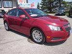 2011 Chevrolet Cruze Eco w/1SA  6 SPEED !!  in Whitby, Ontario