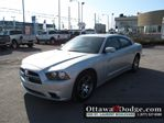 2012 Dodge Charger SXT, SUNROOF, ONLY 21644KM'S  in Ottawa, Ontario
