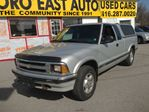 1997 Chevrolet S-10 LSAUTO / 4 W D / EXT CAP / LOADED in Scarborough, Ontario