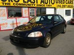 1998 Honda Civic CX / 2D / 5SP / DRIVES EXCELLENT in Scarborough, Ontario
