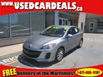 2012 Mazda MAZDA3 Auto Air Fully Equipped Alloys Cruise in Saint John, New Brunswick