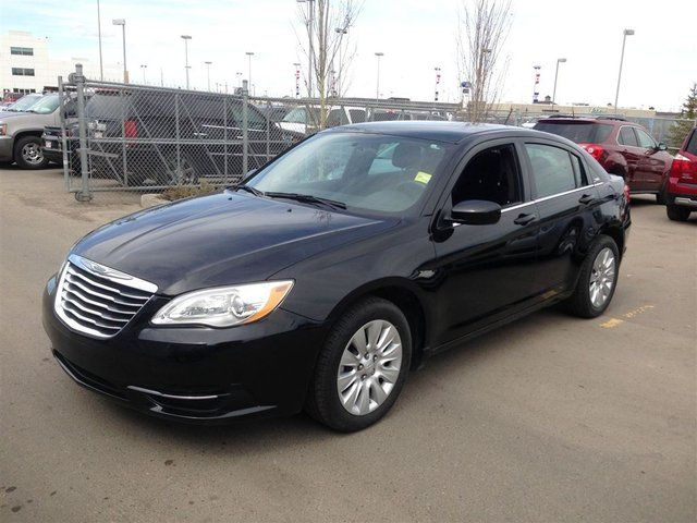 2012 chrysler 200 lx calgary alberta used car for sale. Black Bedroom Furniture Sets. Home Design Ideas