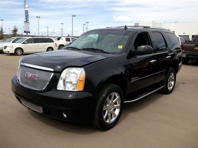 2010 gmc yukon denali calgary alberta used car for sale. Black Bedroom Furniture Sets. Home Design Ideas