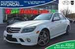 2008 Mercedes-Benz C-Class C63 AMG Navigation Navi GPS 63 White in Richmond Hill, Ontario
