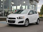 2012 Chevrolet Sonic VERY VERY LOW KM !! in Kamloops, British Columbia