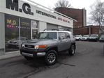 2012 Toyota FJ Cruiser off road package in Ottawa, Ontario