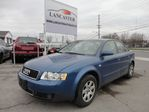 2002 Audi A4 1.8T in Ottawa, Ontario
