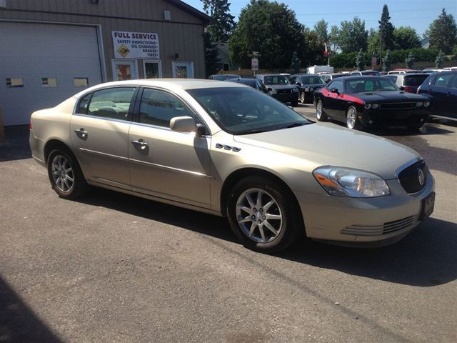 2008 buick lucerne cxl stittsville ontario used car for. Black Bedroom Furniture Sets. Home Design Ideas