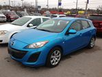 2010 Mazda MAZDA3 GX, **JUST TRADED IN NICE CAR GREAT ON FUEL! in Peterborough, Ontario