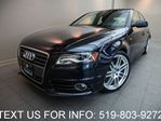 2011 Audi A4 AWD 2.0T S-LINE QUATTRO 6-SPD! NEW TIRES! in Guelph, Ontario