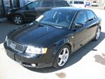2003 Audi A4 1.8T 4dr All-wheel Drive Quattro Sedan in Edmonton, Alberta