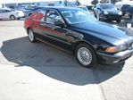 2000 BMW 5 Series i 4dr / LOADED LEATHER/ SUNROOF/ 6 MONTHS WARRANTY in Calgary, Alberta