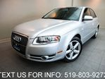 2007 Audi A4 3.2L QUATTRO NAVIGATION! LTHR/SUNROOF! NEW TIRES! in Guelph, Ontario
