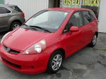 2007 Honda Fit DX 5AT in Dartmouth, Nova Scotia
