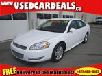 2013 Chevrolet Impala Lt Bluetooth Alloys Remote Start in Saint John, New Brunswick