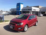 2013 Chevrolet Sonic LTZ in Grimsby, Ontario