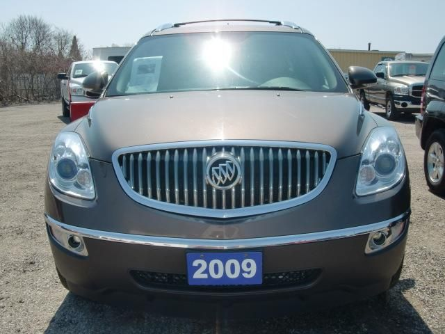2009 buick enclave cxl awd orillia ontario used car for. Black Bedroom Furniture Sets. Home Design Ideas