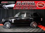 2009 Land Rover Range Rover Supercharged in Calgary, Alberta