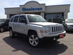 2011 Jeep Patriot LIMITED 70TH Edition Auto 4X4 Leather in Oakville, Ontario