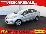2011 Ford Fiesta Sel Htd Seats Alloys Fully Equipped in Saint John, New Brunswick