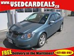 2009 Pontiac G5 Se Alloys Air Fully Equipped Cruise in Saint John, New Brunswick