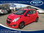 2013 Chevrolet Spark 2LT Manual in Calgary, Alberta