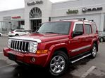 2006 Jeep Commander Limited!7PASS!NAV!LEATHER!SUNROOF!DVD PKG!CLEAN CA in Thornhill, Ontario