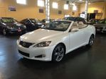 2010 Lexus IS 350 C Convertible Navigation Rear Cam $36,800 Alloys in Scarborough, Ontario