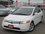 2008 Honda Civic EXL-LEATHER in Brampton, Ontario