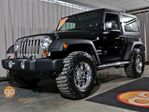 2011 Jeep Wrangler Sport 2dr 4x4 w/ Chrome Pkg & Custom Rims in Edmonton, Alberta