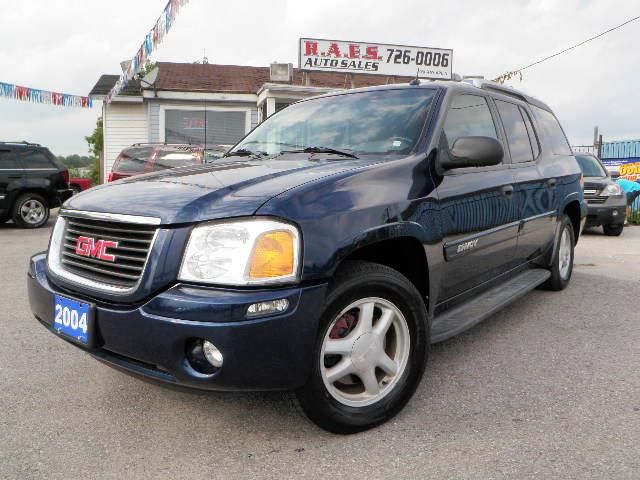 2004 gmc envoy sle xuv 4x4 barrie ontario used car for sale. Black Bedroom Furniture Sets. Home Design Ideas