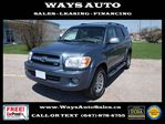 2007 Toyota Sequoia LIMITED **ACCIDENT FREE**  in Concord, Ontario