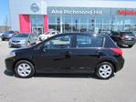 2010 Nissan Versa 1.8SL- LOW KMS-ORIGINAL in Richmond Hill, Ontario