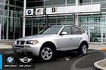 2006 BMW X3 3.0i - Only 76,480 kms!! in Langley, British Columbia