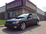 2002 Lexus IS 300 LOCAL ONTARIO VEHICLE/NO ACCIDENTS/CLEAN CARPROOF/ in Toronto, Ontario