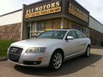 2005 Audi A6 3.2 QUATTRO, PREMIUM PKG, LEATHER, SUNROOF, ALLOYS in Toronto, Ontario