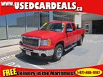 2011 GMC Sierra 1500 4x4 V8 Ext Cab Fully Equipped Cruise in Saint John, New Brunswick