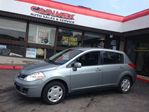 2010 Nissan Versa *1.8 S* 6 SPEED . AC . POWERS . LOADED in Kitchener, Ontario