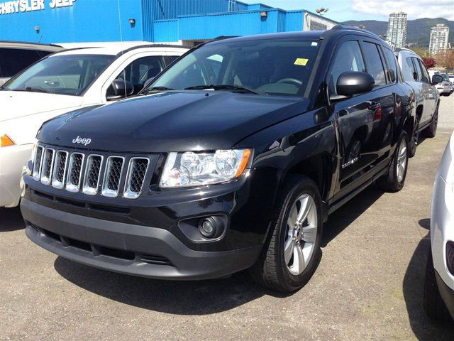 2013 jeep compass north edition coquitlam british columbia used car for sale. Black Bedroom Furniture Sets. Home Design Ideas