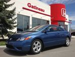 2008 Honda Civic SPORTS MODEL 1.99% STARTING INTEREST RATE!! in Gatineau, Quebec