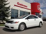 2008 Honda Civic DX-G SPORTY COUPE!! in Gatineau, Quebec
