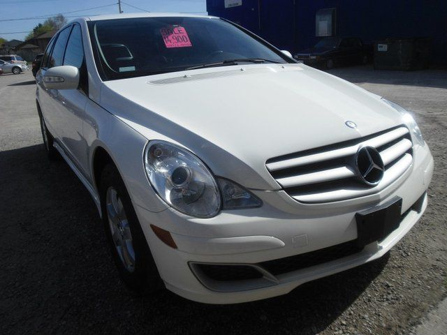 2006 mercedes benz r class base r350 4dr all wheel drive