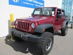 2012 Jeep Wrangler Unlimited Jeep Wrangler Lift Kit! Unlimited in Edmonton, Alberta