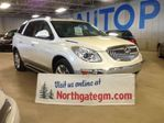 2011 Buick Enclave CXL2 awd. White Diamond, Nav. &amp; DVD Pr.Roof Leathe in Edmonton, Alberta