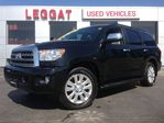 2011 Toyota Sequoia PLATINUM*NAV*DVD*SUNROOF* in Burlington, Ontario
