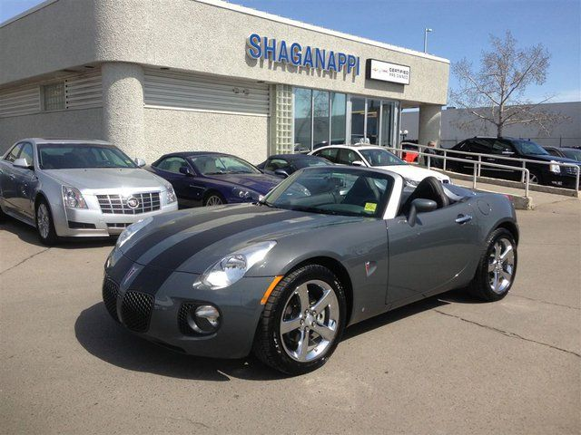 2008 pontiac solstice gxp turbo calgary alberta used. Black Bedroom Furniture Sets. Home Design Ideas
